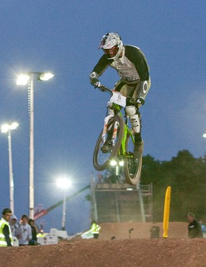 Brian Lopes was one of the favourites to win the MBUK Eliminator
