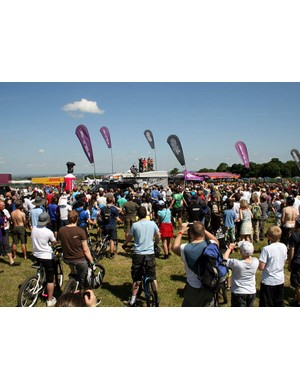 The Animal Relentless Bike Tour was a popular feature