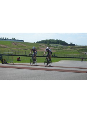 More than 700 riders entered the Cycling Plus sportive