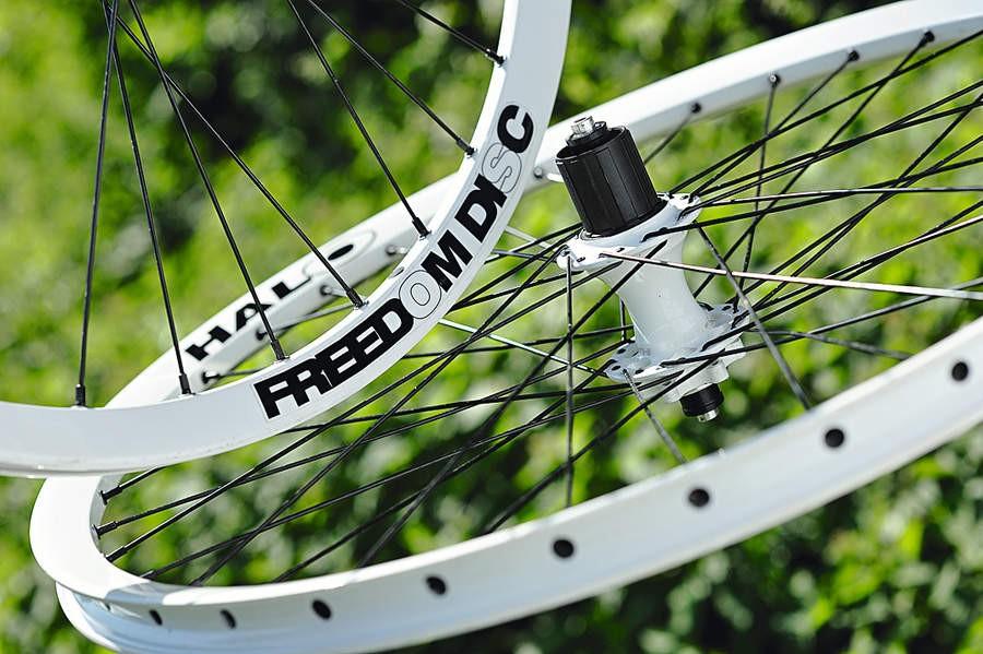 Halo Freedom Disc Pro Wheelset