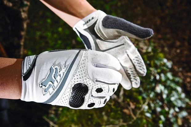 Fox Unabomber Gloves