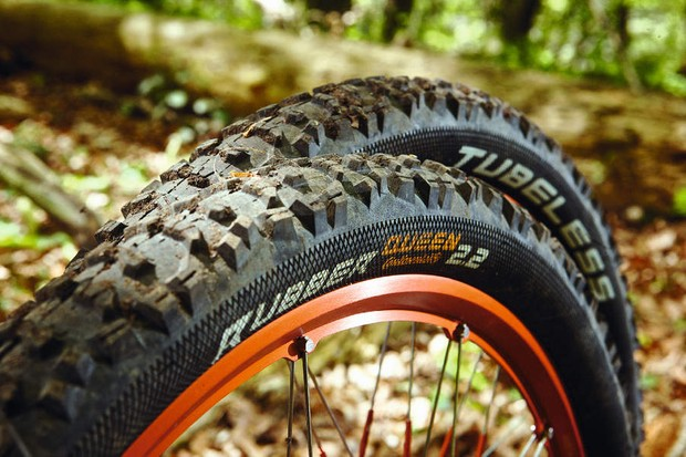 Continental Rubber Queen UST Tyres