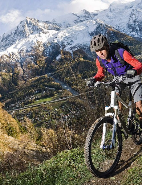 Master a couple of essential skills and you'll get the best out of your riding in the Alps