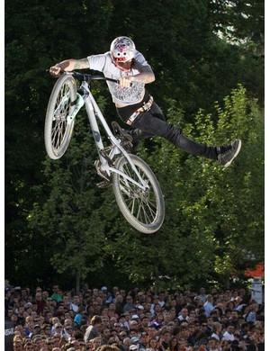 Darren Pokoj takes his Felt to new heights.