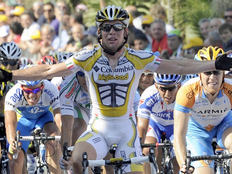 Mark Cavendish is riding in the National Road Race Championships at Abergavenny