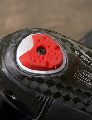 The replaceable heel pad offers a good sign for how long Sidi expects you to have these
