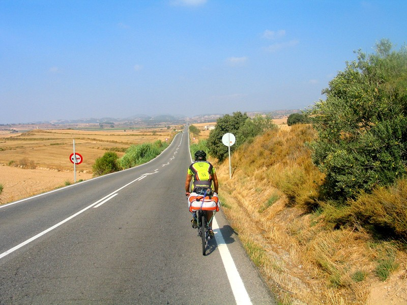Spinning through Northern Spain