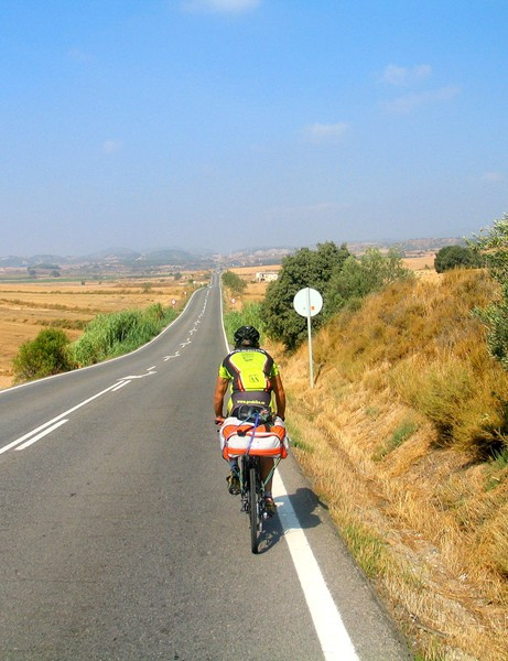 Spinning through Northern Spain