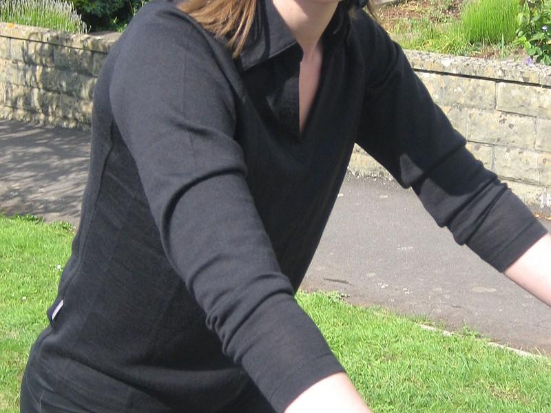 Bspoke Kensington women's merino jersey