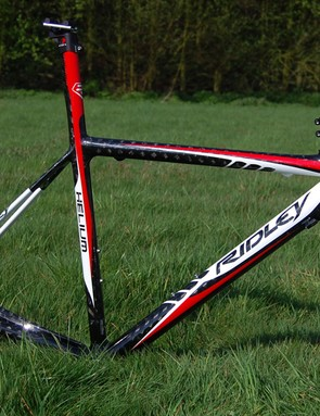 The Helium continues on as Ridley's flagship all-around road racer.