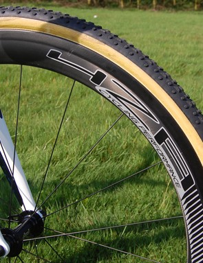 Ridley also market their own line of carbon wheels under the '4ZA' label.