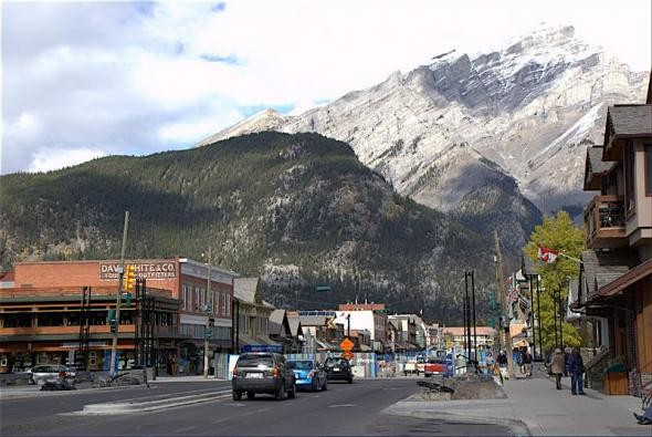 The Tour Divide kicks off in Banff, Canada