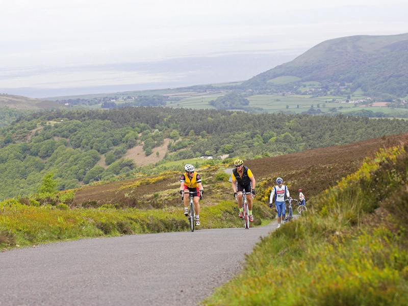 The Bwlch-y-Groes features in this year's Dave Lloyd Mega Challenge