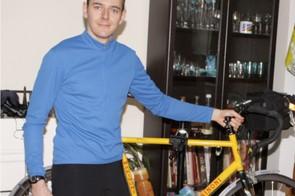 Daniel Hughes, missing Canadian cyclist, was last seen June 5, 2009.