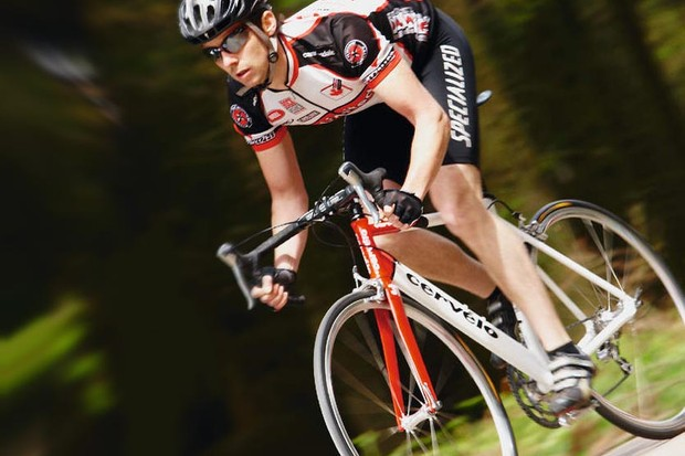 In its previous incarnation as the Soloist Team, the Cervélo S1 has a long track record as a race winning machine