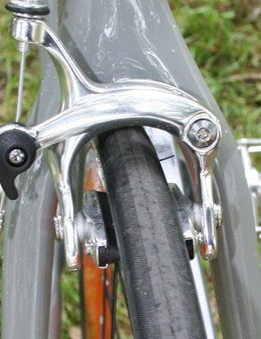 District rear brake