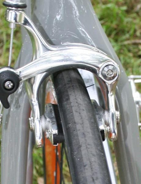 District rear brake