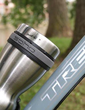 Downtube detail