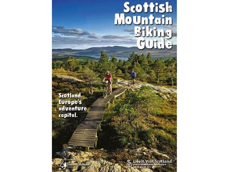 Scottish Mountain Biking Guide