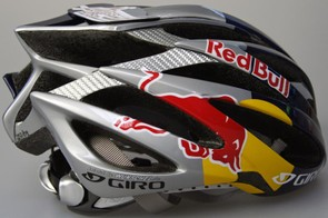Formula One star's Red Bull helmet