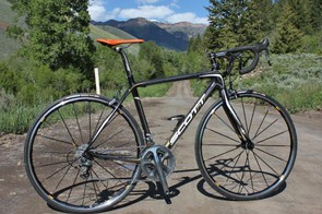 Scott has redesigned its CR1 road model for 2010 with more comfort plus a more upright riding position.