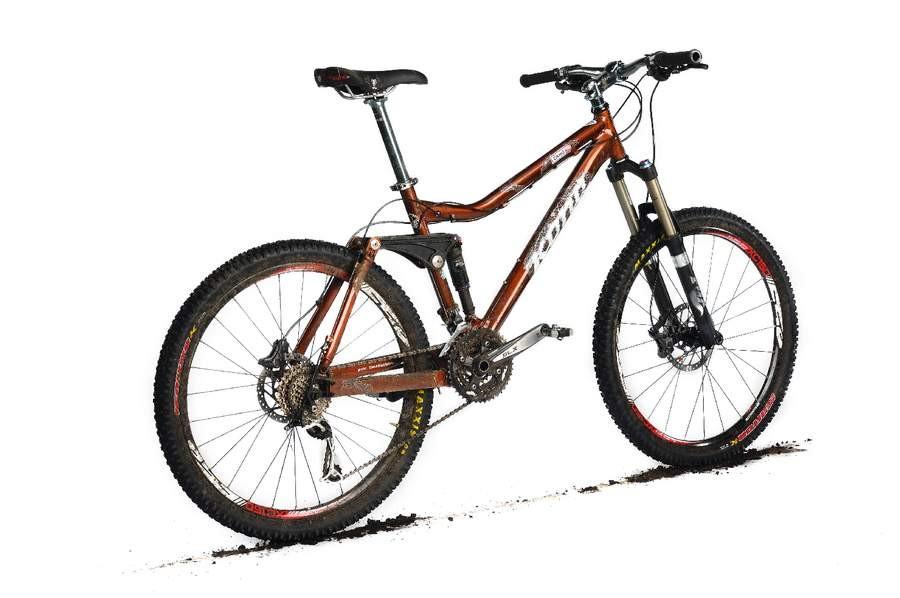 7591c145123 Kona Dawg Deluxe - BikeRadar