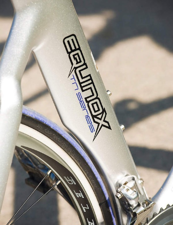 The Trek might not be the lightest bike on test but every frame detail has aerodynamics in mind