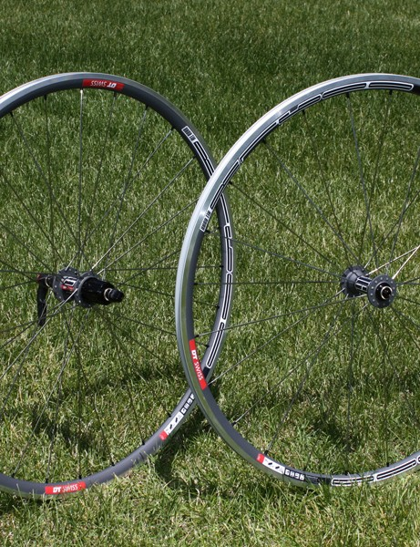 DT Swiss tackles the mid-range wheel market with the new R 1600 clincher road wheels.