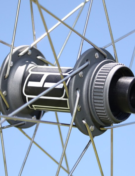 Front hubs will be offered in 9mm, 15mm and 20mm fitments.