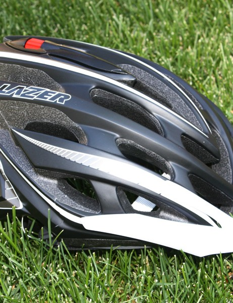 The new Lazer Nirvana is aimed at cross-country riders who are looking for a bit more protection.
