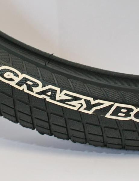 Crazy Bob tyre