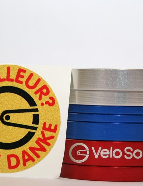 Velo Solo spacers