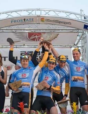 Team Halfords Bikehut, Tour Series winners