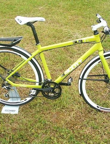 Scott's new SUB 10 urban bike