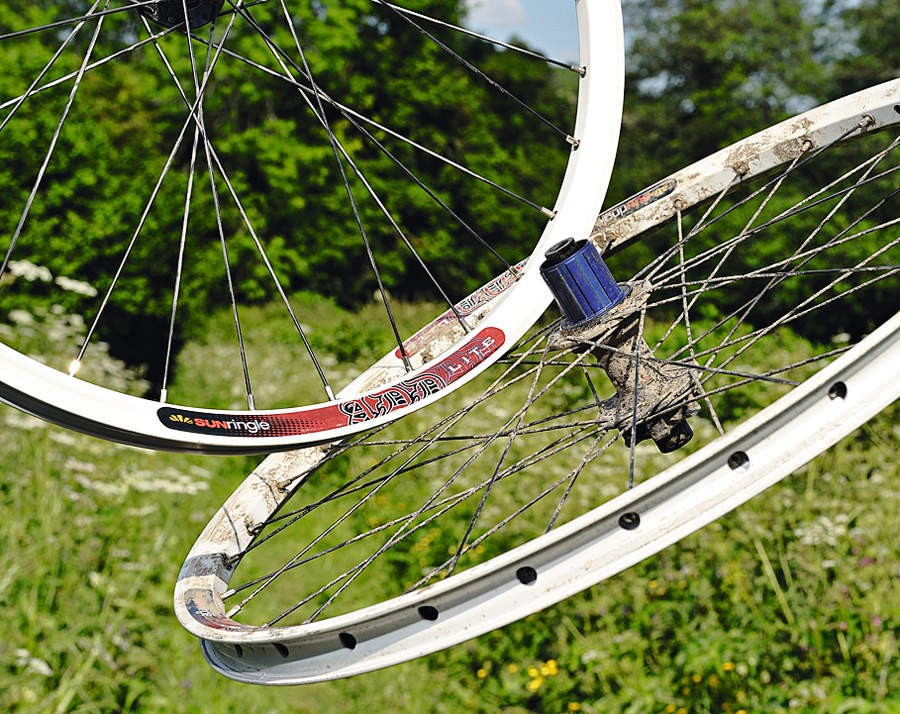 Sun ADD Lite wheelset