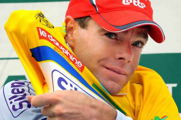 Will Silence-Lotto leader Cadel Evans make it one step higher on the Tour podium in 2009?