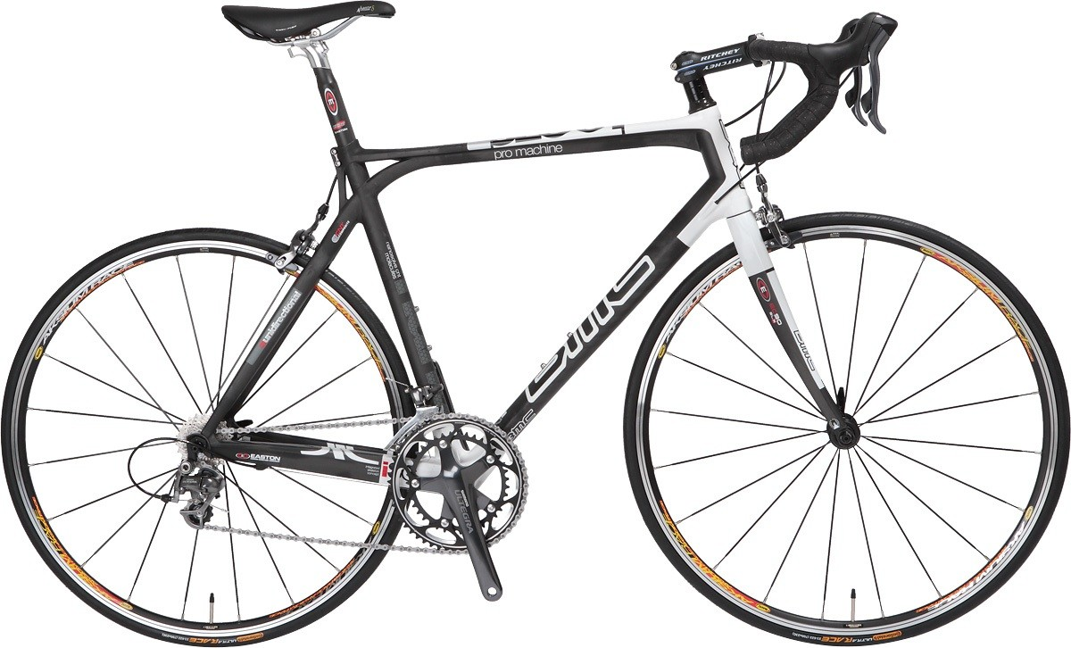 The BMC SLC01 Pro Machine with Ultegra SL for US$3,849.