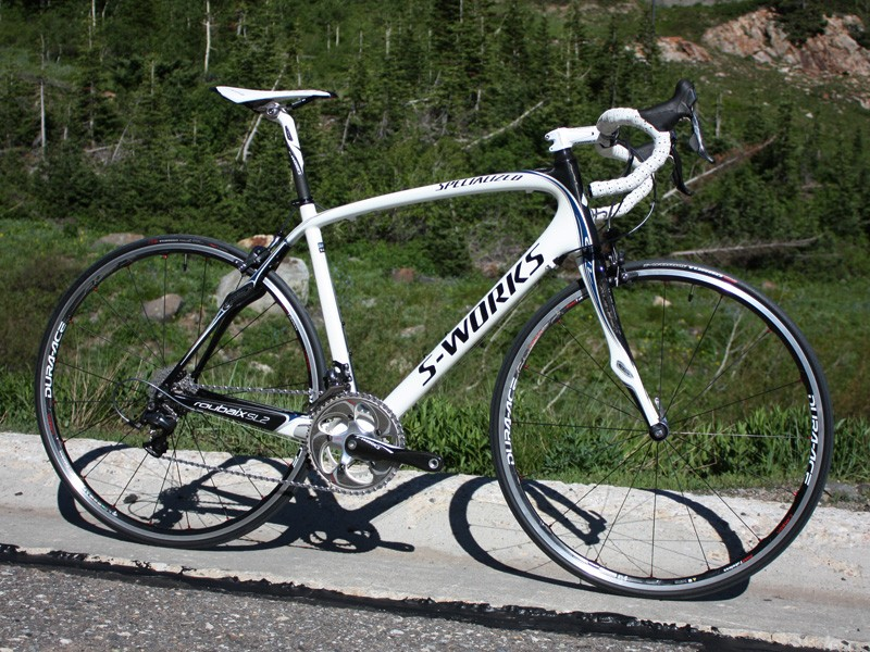 The Specialized Roubaix platform will carry over into 2010 essentially unchanged.