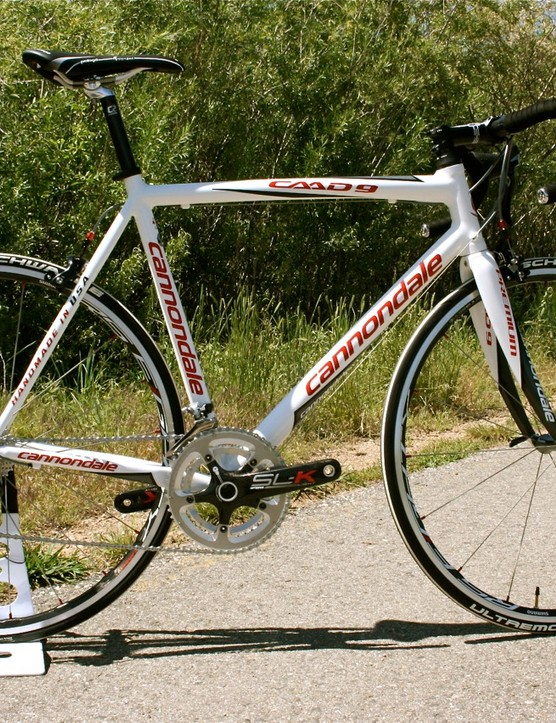 The 2010 Cannondale CAAD9 with Dura-Ace 7900, just US$2,999.