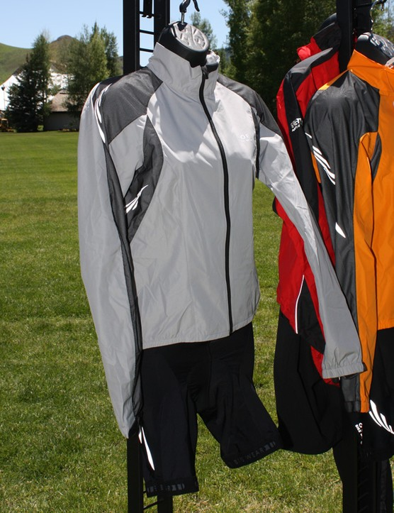 Gore also offers a women's version of the Xenon AS jacket with a specific cut and shape.