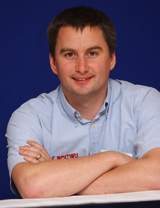 Ian Drake, CEO at British Cycling