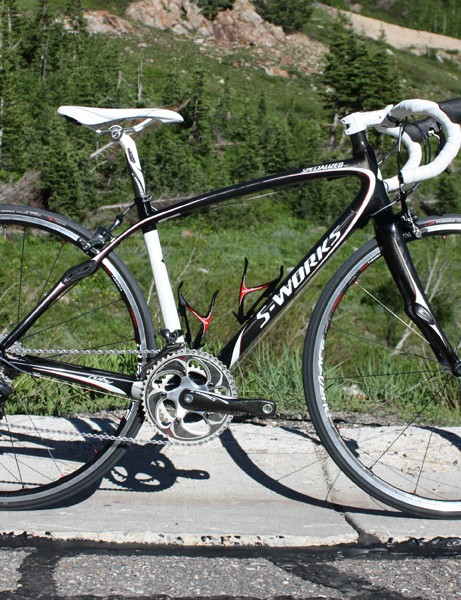 The 2010 Ruby will be more 'endurance' oriented for 2010 with geometry and handling more akin to a Roubaix.