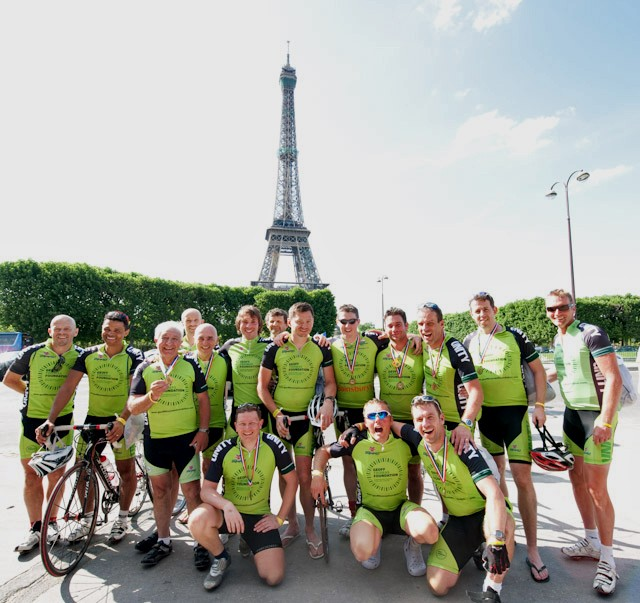 The Green Machine - Team GTF