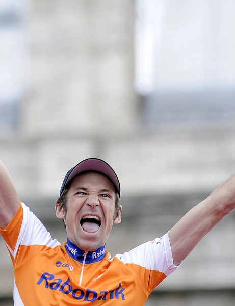 Apart from Alberto Contador, Denis Menchov (RUS/Rabobank) is the only Tour contender in 2009 who has also triumphed in both the three-week Tours of Italy and Spain