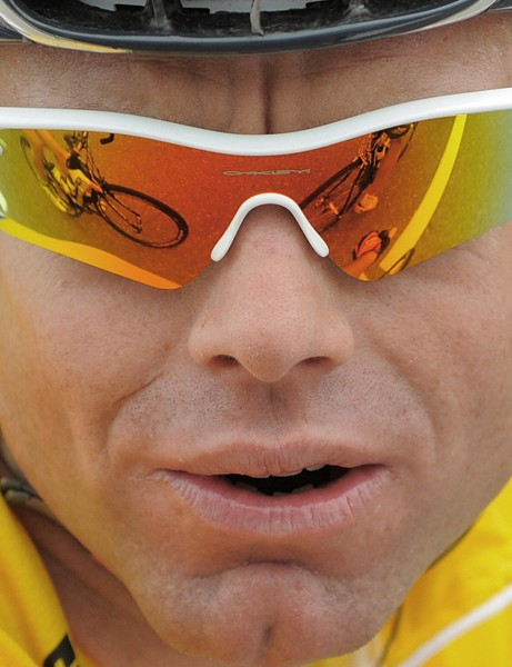 As runner-up the past two years, some detractors have already labelled Cadel Evans the Tour's 'nearly man'