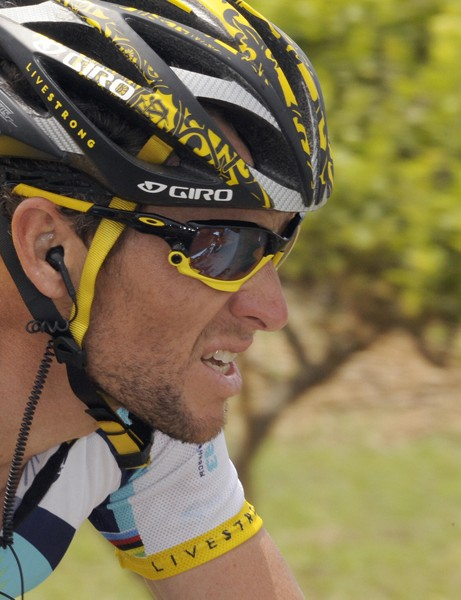 With seven yellow jerseys in his cabinet it is hard not to include Lance Armstrong among the race favourites