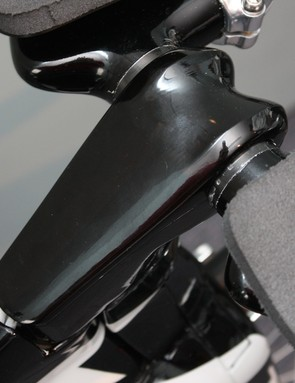 Clean lines are a recurring theme on the Trek Speed Concept.
