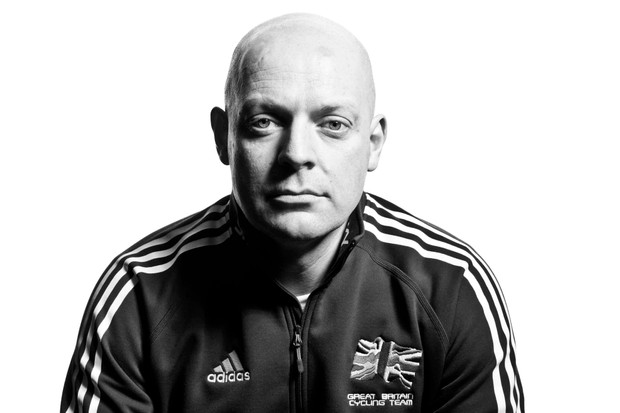 British Cycling Performance Director Dave Brailsford.