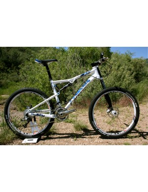 The 2010 Cannondale RZ One20.