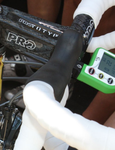 SRM gets in on the action, too, with this custom green PowerControl VI computer head.